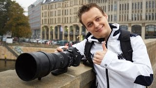getlinkyoutube.com-Sigma 150-600 mm Sport DG OS HSM - Test des neuen Super-Zooms [Deutsch | 1080p50]