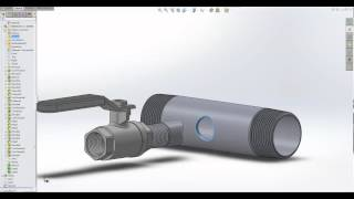 getlinkyoutube.com-Home made venturi fertilizer injector for drip irrigation Part 1