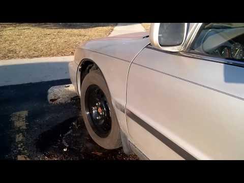 Старушка Honda и реставрация её дисков