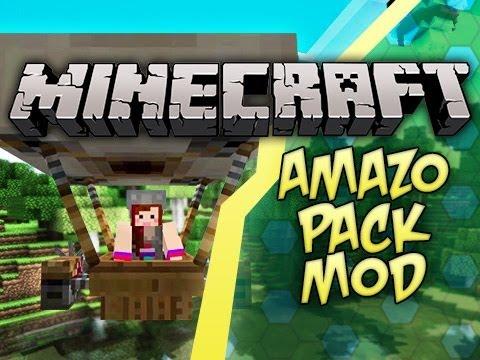 Minecraft : Amazopack