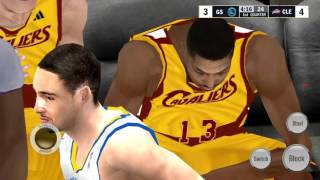 getlinkyoutube.com-[ANDROID] NBA 2K13 Modded to NBA 2K16 Gameplay
