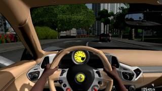 getlinkyoutube.com-Ferrari 458 Italia (2010) - Buying a car in Qatar - TDU rubie38