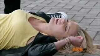 getlinkyoutube.com-troy&Gia power rangers megaforce,,red and yellow
