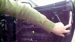bmw z3 deurvergrendeling motor vervangen