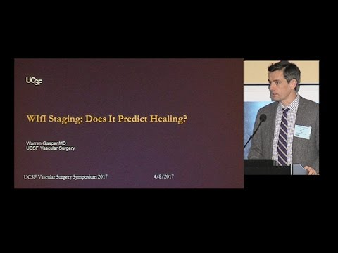 WIfI Staging: Does It Predict Healing?