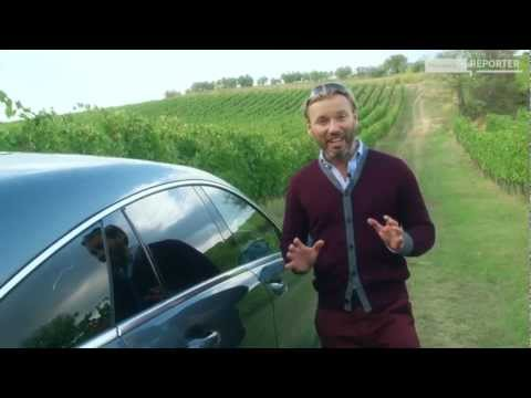 Mercedes-Benz TV: Driving Design: CLS 63 AMG Shooting Brake