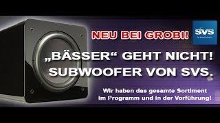 getlinkyoutube.com-SVS Subwoofer - brachialer Bass für jeden Geldbeutel
