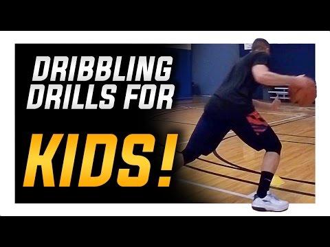 Basketball Dribbling Drills For Kids: Beginner Dribbling Drills