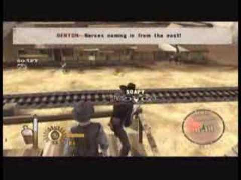 GUN - Save Soapy (Xbox 360 - No Cheats)