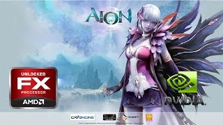 getlinkyoutube.com-Aion Free tu Play - AMD FX-8320, GTX 750 ti (40-50 FPS)