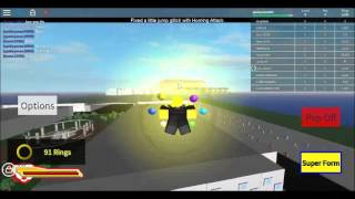 getlinkyoutube.com-Roblox- Sonic Ultimate RPG Chaos Emeralds Locations Including Dark Super Forms and Inhibitor Rings