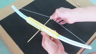 getlinkyoutube.com-Cómo hacer un arco muy fuerte el uso de papel