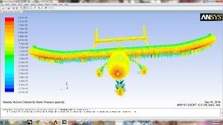 getlinkyoutube.com-Computational fluid dynamics analysis in ansys workbench on Volare Dominous