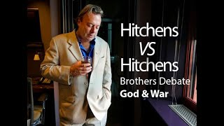 getlinkyoutube.com-Hitchens v Hitchens - Brothers Debate God & War