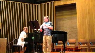 Andante and Allegro from Sonata in G by G. Sammartini