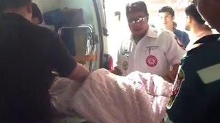 getlinkyoutube.com-ญาติรับศพอาสากู้ภัยป่อเต็กตึ้งถูกยิงเสียชีวิต
