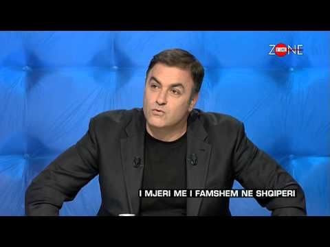 Zone e lire - Valton Karsniqi & Eltina Minarolli! (27 qershor 2014)