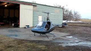 MBB Scorpion 133 Helicopter 1