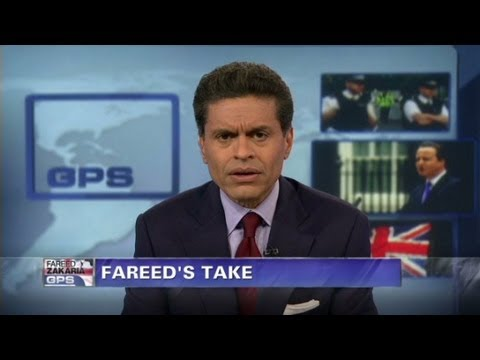 Fareed's Take: Terrorism at Woolwich