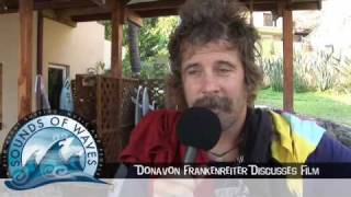 Donavon Frankenreiter Surfs And Talks Sounds Of Waves