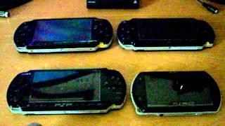 getlinkyoutube.com-PSP 1000 vs PSP 2000 vs PSP 3000 vs PSP Go (N1000)