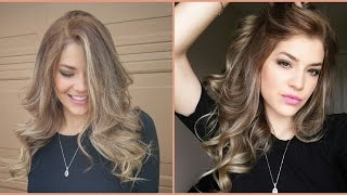 getlinkyoutube.com-Como eu pinto meu cabelo em casa ♡ (Retocando raiz e reavivando a cor) | Karen Lima