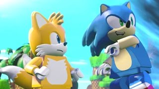 LEGO Sonic The Hedgehog - Final Boss Fights