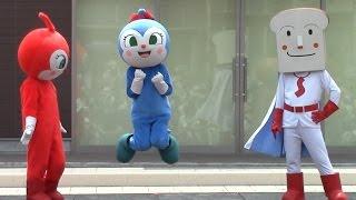 getlinkyoutube.com-アンパンマンショー 【みんな大好き!コキンちゃん】 コキンちゃんカワイイね♪ ブレなし高画質 Anpanman kidsshow