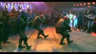 Go Ninja Go Ninja Go! - Las Tortugas Ninja II - Castellano