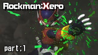 getlinkyoutube.com-Rockman;Xero 【part;1】