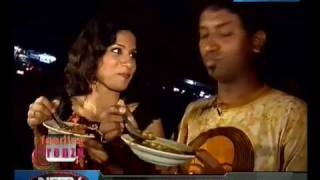 getlinkyoutube.com-FEEDING FRENZY - NDTV HINDU - MOYYAN KADAI -  STREET FOOD