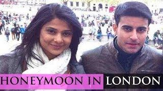 getlinkyoutube.com-Saras and Kumud Enjoying Honeymoon in London - Saraswatichandra