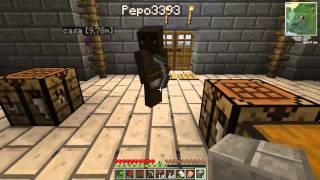 getlinkyoutube.com-Nerdocraft #30 minecraft FTB in coop. - NEL NETHER CON PEPO! 1.2.5 -