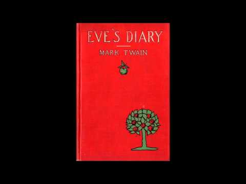 Free Public Domain Audio Book: Eve's Diary by Mark Twain (Audiobook Giveaway)