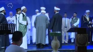 getlinkyoutube.com-Mawlid 2012 -Bringing in the hair of Prophet Muhammad