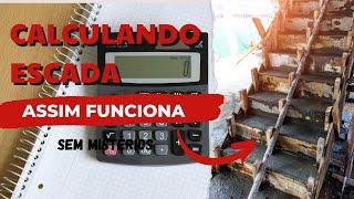 getlinkyoutube.com-Calculo de Escada Aprenda Como