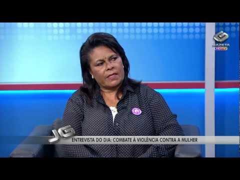 Ana Maria Pereira dos Santos/ Combate à violência contra a mulher