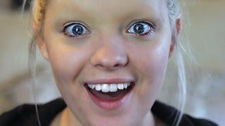 getlinkyoutube.com-How To Cover Your Eyebrows | Using a Gluestick!