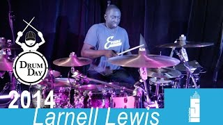 Drum Day 2014 Feat, Larnell Lewis Playing