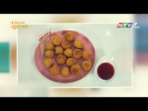 Bánh khoai tây nhồi phô mai