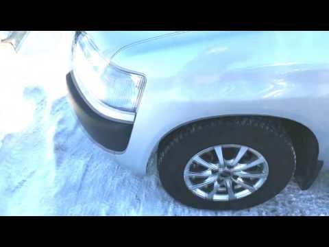 Toyota Probox (Тойота Пробокс) 2013 г.в. пробега по РФ