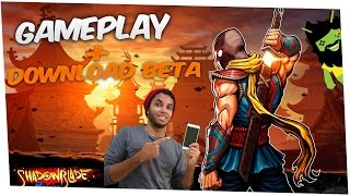 🔴Jogos Android Shadow Blade Reload Gameplay Android