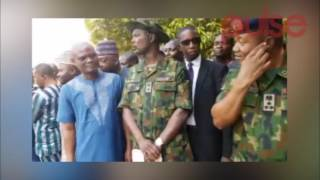 getlinkyoutube.com-Nigerian Army Parades At Least 14 Boko Haram Suspects Arrested In  Kogi State | Pulse TV