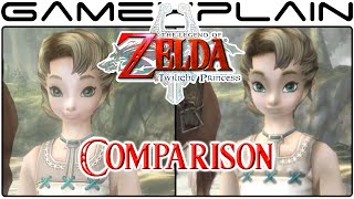 getlinkyoutube.com-Zelda: Twilight Princess HD Head-to-Head Comparison (Wii U vs. Wii, GameCube -  Story Trailer 100%)