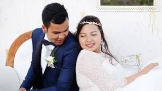 getlinkyoutube.com-Mariage Anjaratiana & Claudio (highlight)