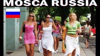 getlinkyoutube.com-MOSCA RUSSIA !!! La capitale delle donne più belle al mondo