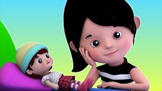 getlinkyoutube.com-miss polly had a dolly | nursery rhymes | childrens songs | baby rhymes