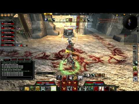 Age of Conan - 2012 BEAR SHAMAN PvP VIDEO!  - Minigame 1