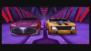 Transformers Prime The Game Wii U stage 10