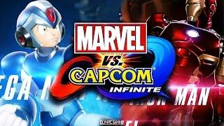 getlinkyoutube.com-MARVEL VS CAPCOM: INFINITE GAME PLAY [UMVC4] [Thoughts]